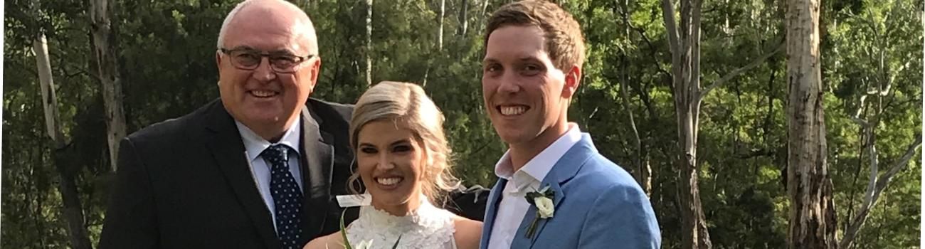 Bushland Wedding with Brisbane Celebrant