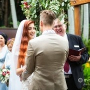 Rainforest Retreat Wedding Venue with Brisbane Celebrant Michael Janz