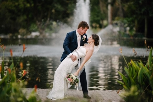 Brisbane Botanic Gardens Wedding with Celebrant Brisbane