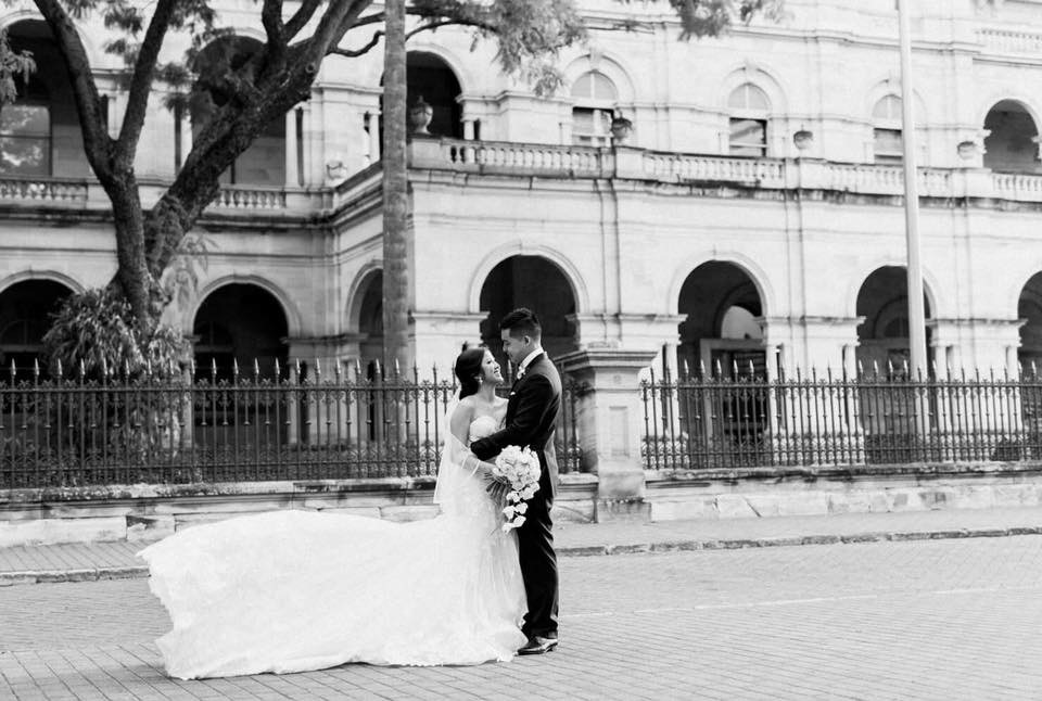 Stamford Plaza Wedding with Celebrant Brisbane