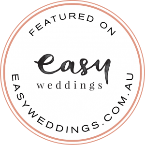 Michael Janz Celebrant featured on Easy Weddings Real Weddings